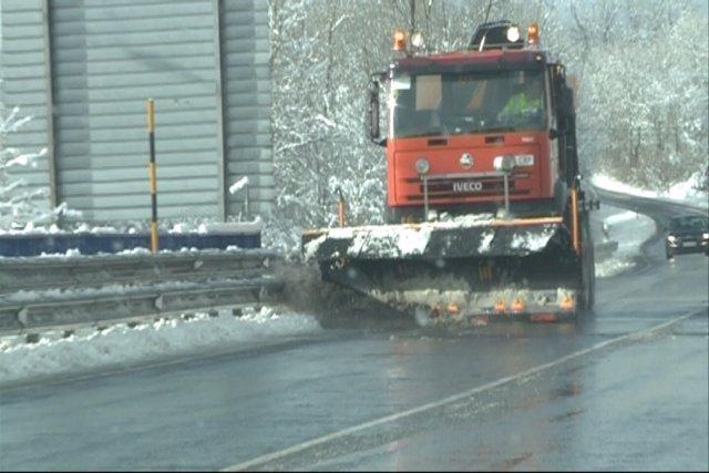 Nieve, máquina quitanieves