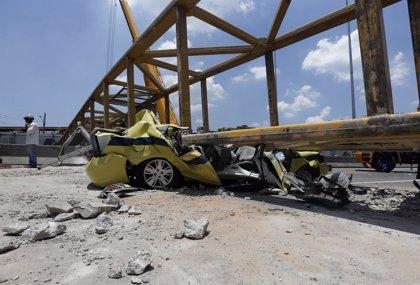Muere la quinta víctima del accidente en Río de Janeiro