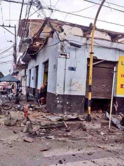 Colombia.- Detienen al supuesto autor material del atentado de las FARC en Pradera