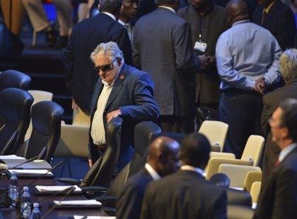 CELAC.- Mujica aboga por la unión de la región para frenar las consecuencias del cambio climático y el capitalismo