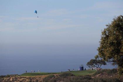 Sobrevive a una caída de un paracaídas a 3.500 pies de altura