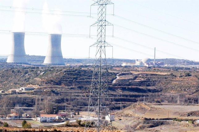 Central Nuclear de Trillo (Guadalajara)