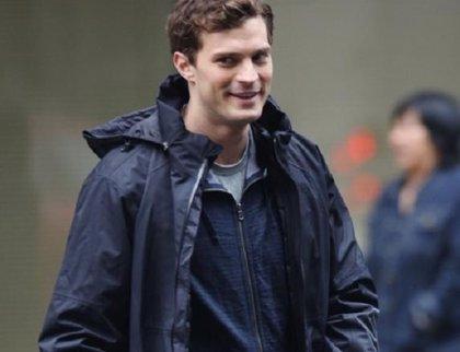 '50 sombras de Grey': Christian y Anastasia con look deportivo