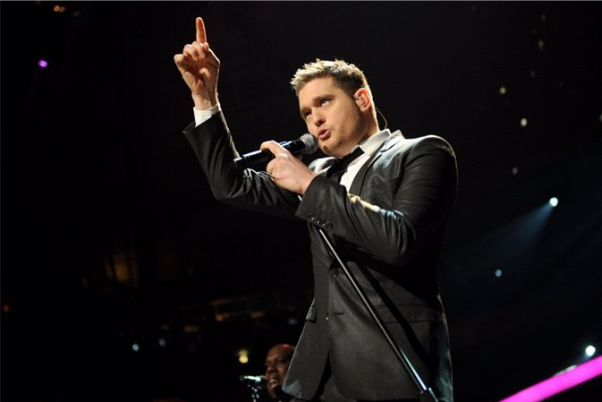 Michael Bublé arrasa con su gira en su paso por España