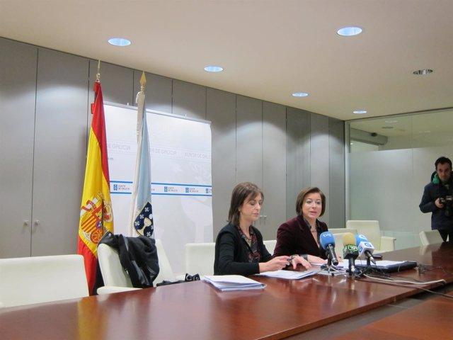 La secretaria xeral de Igualdade presenta datos de violencia de género