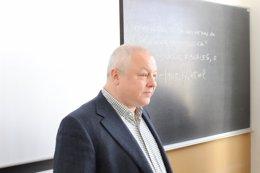 El economista Ángel de la Fuente (CSIC)