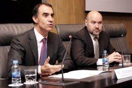 El director del IMSERSO y el presidente del CERMI