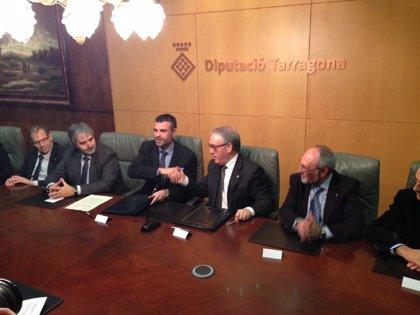 La Generalitat traspasa a la Diputación de Tarragona la titularidad de 53 carreteras