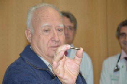 El Hospital Infanta Cristina de Badajoz implanta el primer marcapasos sin cables de España