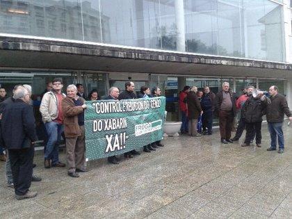Rural.- Fruga pide a la Xunta un fondo de indemnizaciones para paliar los ataques de fauna salvaje