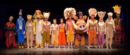 La leyenda del Rey León llega este fin de semana al escenario del Teatre El Musical