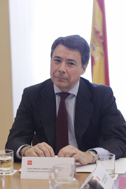 """Ignacio González avisa de que el PP no tolerará que el Parlament decida """"por todos"""""""