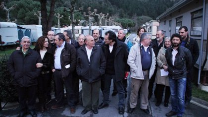 Ibarrangelu (Bizkaia) recibe el apoyo de la comarca para mantener la actividad económica del camping Arketa