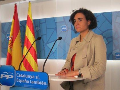 Montserrat (PP) dice que le ofenden los españoles que amenazan con boicots a productos catalanes