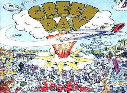 El 'Dookie' de Green Day cumple 20 años