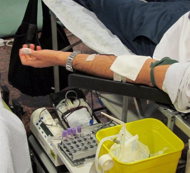 Donación, Sangre, Donante