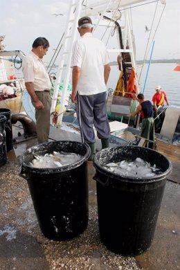 Pescadores de Huelva