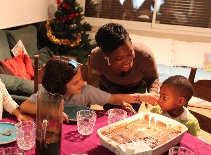 Empleados de Cinfa donan 3.500 euros a la Residencia Materno-infanti de la Casa de la Almudena de Madrid