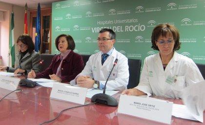 El Virgen del Rocío estrena un área de radioterapia que duplicará los pacientes de terapia de alta precisión