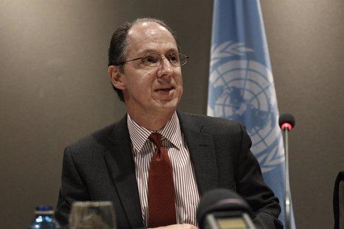Pablo de Greiff, ONU