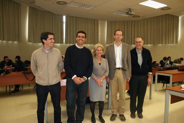 Integrantes del Proyecto Catch-C en el CeiA3