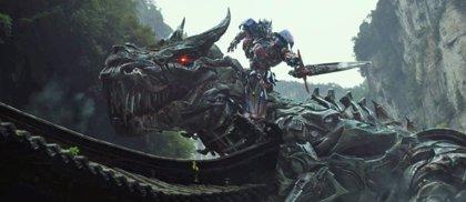 Primer clip de Transformers 4: La era de la extinción