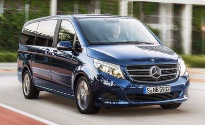 Mercedes-Benz comercializa el Clase V