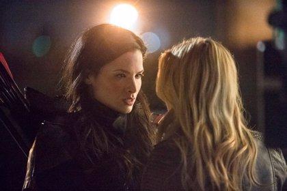 Arrow: Nuevas imágenes del debut de Katrina Law