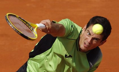Tenis.- García López derrota a Reister y se clasifica en la segunda ronda del torneo de Viña del Mar