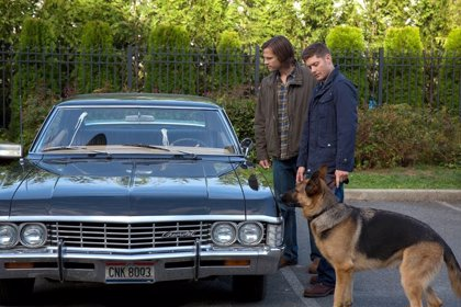 El spin-off de 'Supernatural' ya tiene protagonistas