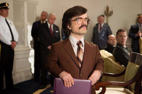 Peter Dinklage Es Bolivar Trask  En X-Men: Days Of Future Past