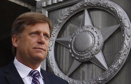El embajador de EEUU en Rusia anuncia que dejará el cargo tras los JJOO de Sochi