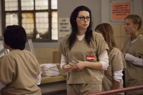 Laura Prepon en  Orange Is The New Black