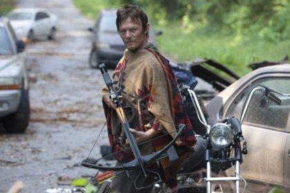 """'The Walking Dead': Norman promete que quedan """"los ocho mejores episodios"""""""