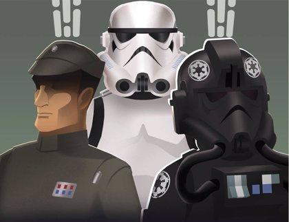 La propaganda imperial de Star Wars Rebels: ¡Alístate!