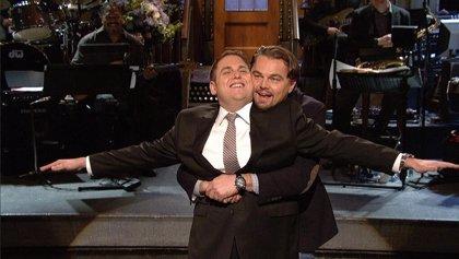 Leonardo DiCaprio y Jonah Hill, juntos de nuevo