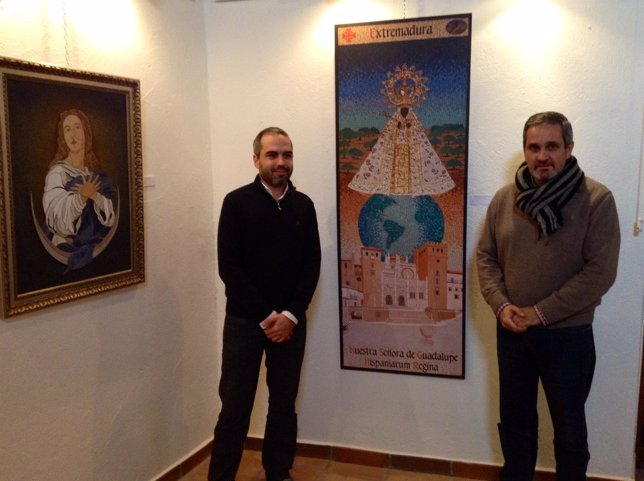 Exposición en Cáceres