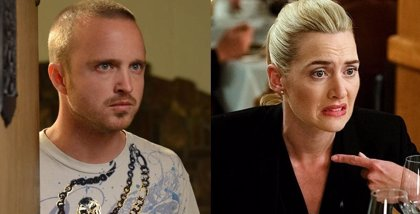 Aaron Paul y Kate Winslet se unen a 'Triple Nine'