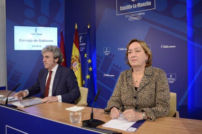 Consejo de Gobierno Leandro Soriano