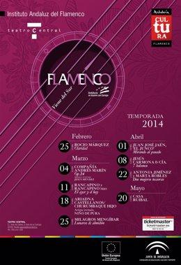 Flamenco Viene del Sur cumple 17 ediciones