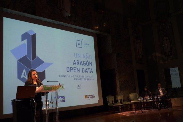 Primer Aniversario de Open Data Aragón