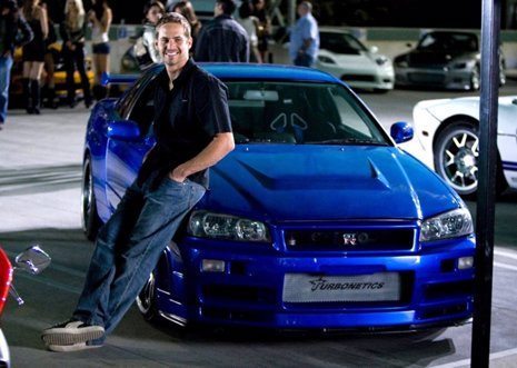 Paul Walker En Fast & Furious