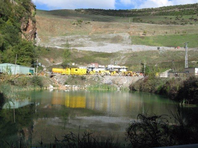 Mina de oro del Valle de Boinas