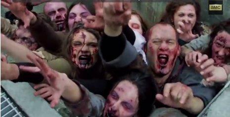 The Walking Dead invade Nueva York