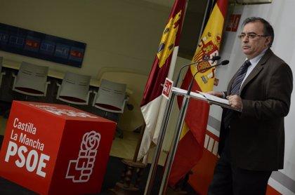AMP.- PSOE volverá a pedir que Echániz comparezca para que explique qué está haciendo con las listas de espera