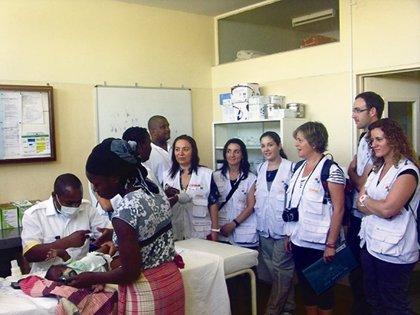 """El programa 'Vacaciones Solidarias' de FUDEN cumple 10 años """"estrechando lazos"""" con las enfermeras de América y África"""