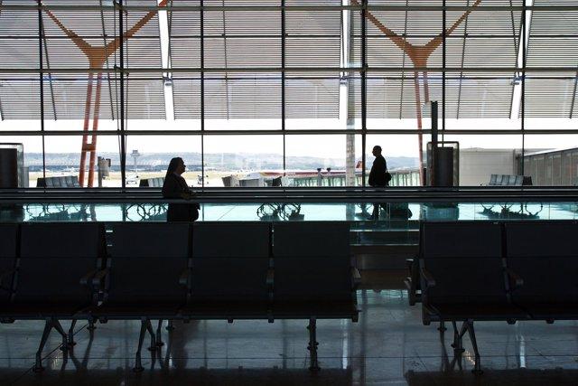 Aeropuerto de Madrid Barajas, T4