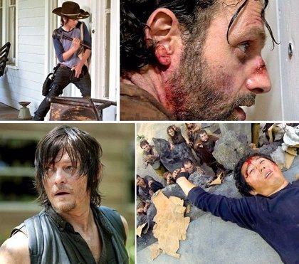 ¿Qué nos espera en el regreso de The Walking Dead?