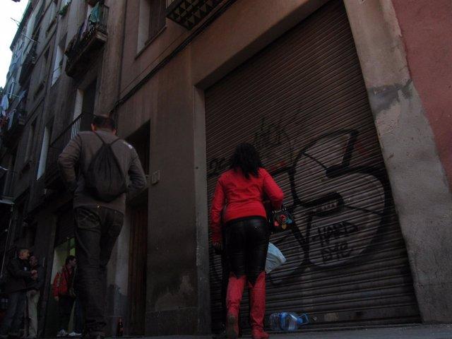 prostitutas en las calles prostitutas murcia centro