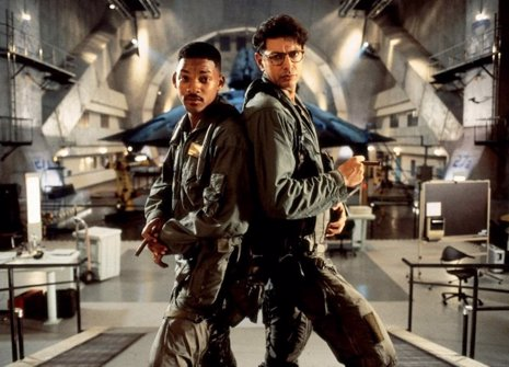 Will Smith en Independence Day